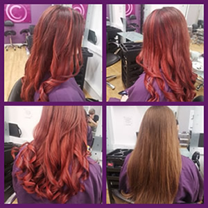 Benjamin Charles Hair cut, colour & restyle